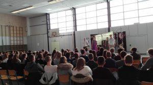 White Horse Theatre – englische Darbietungen für Unter- und Oberstufe