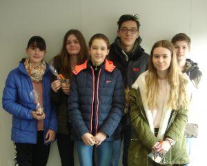 Mathematikwettbewerb der 8. Klassen