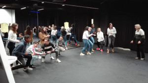 "Theater – Workshop: ""Othello"" von William Shakespeare"